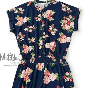 ~ Matilda Jane Be Bold Romper Large